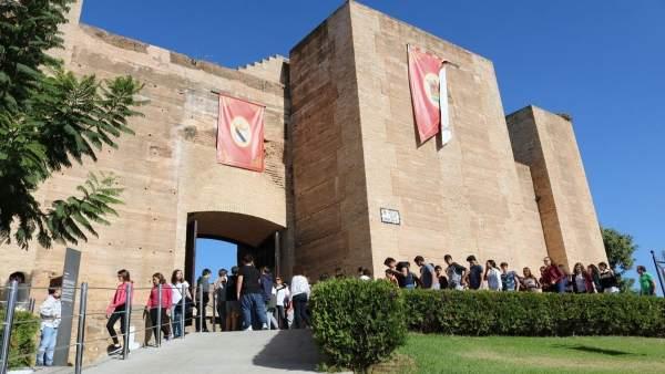Visita guiada al Castillo de los Zúñigas de Cartaya.
