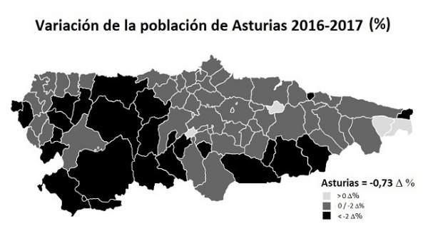 Mapa poblacional.