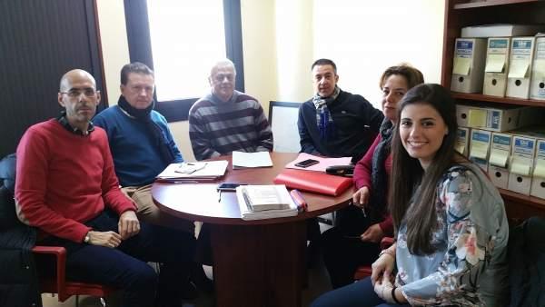 Firmado el convenio colectivo de oficinas de despachos for Convenio colectivo oficinas y despachos zaragoza