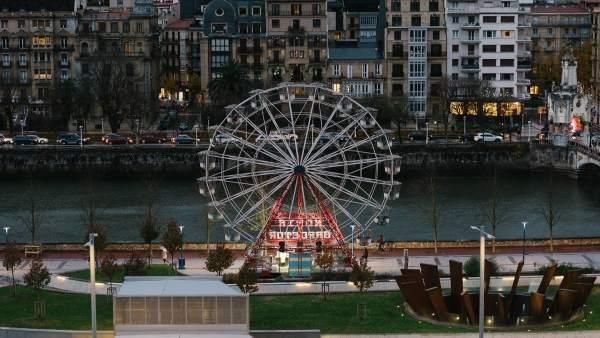 Mercado de Navidad de San Sebastián