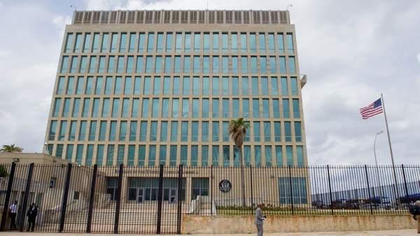 Embajada de EE UU en Cuba