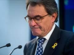La Policía Judicial implica a Artur Mas en la financiación ilegal de CDC