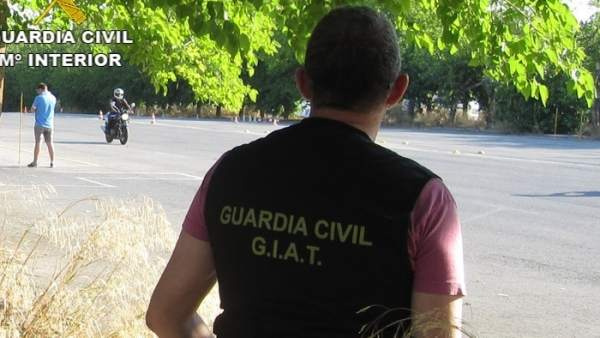 Nota De Prensa Guardia Civil