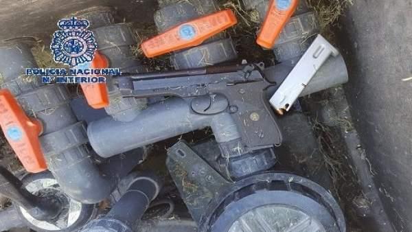 Pistola depuradora málaga