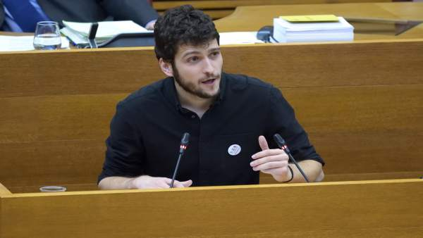 Antonio Estañ en imagen de archivo