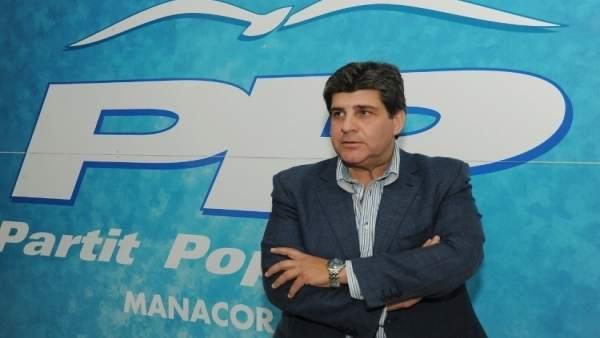 Pedro Rosselló, del PP de Manacor