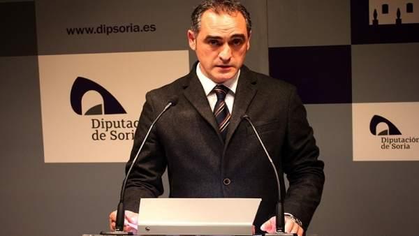 El diputado de Turismo, Martín Navas