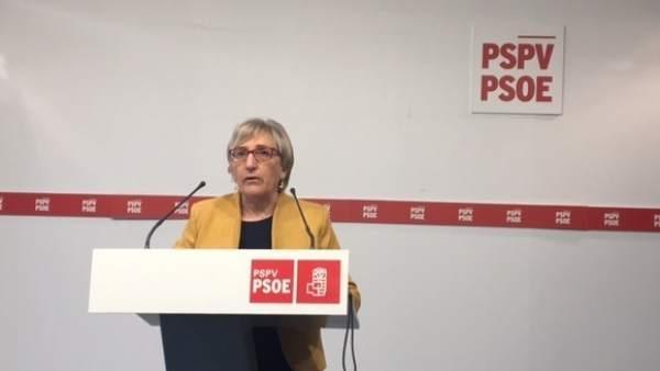 El PSPV pide ilegalizar el PP por la corrupción