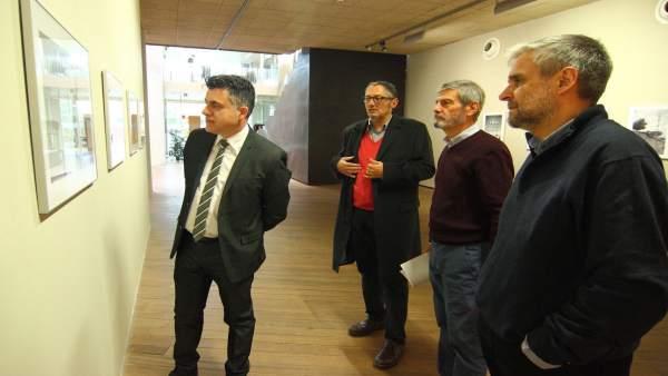 Foto/ Presentación De La Exposición 'Desahucios Ic Onográficos'