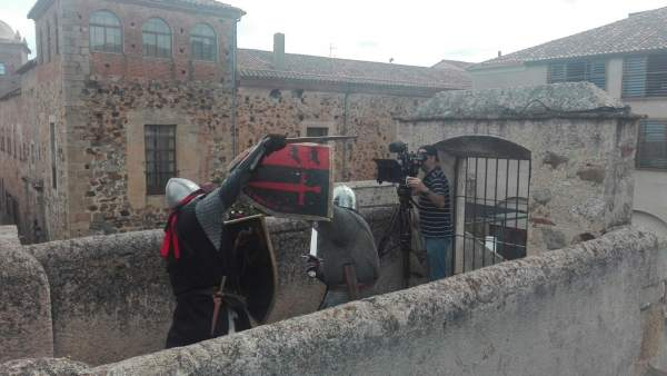 La Serie Documental De Rtve 'Ciudades Españolas Patrimonio De La Humanidad' Estr