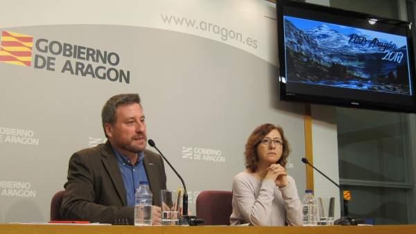 José Luis Soro Y Marisa Romero
