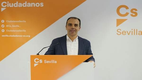 Rueda de prensa de Javier Millán
