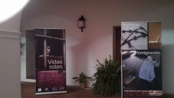 Nota De Prensa Y Fotos Sobre Exposición Trata De Personas