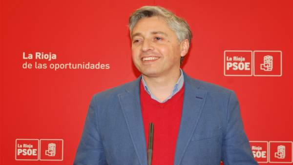 El secretario general del PSOE, Francisco Ocón
