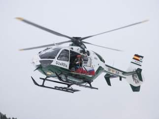Rescate Guardia Civil