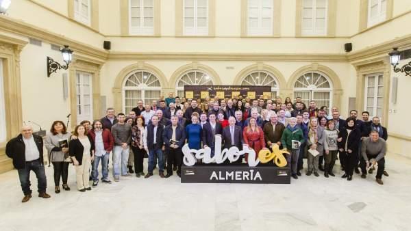 Más de un centenar de empresas, interesadas en el Reglamento 'Sabores Almería'.