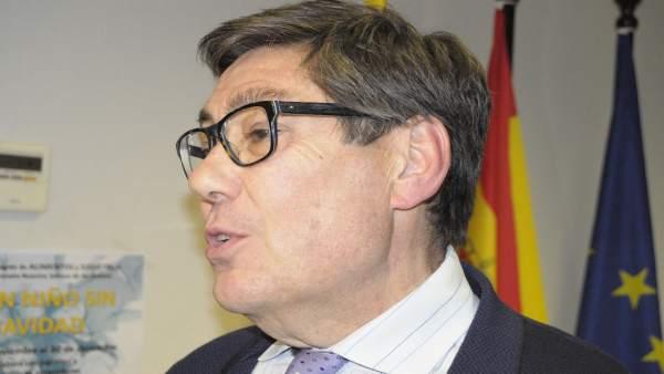 Arturo Aliaga es el presidente del PAR.