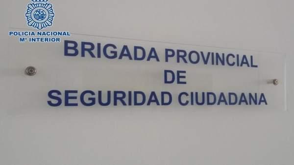 Brigada Provincial de Seguridad Ciudadana de Policía Nacional