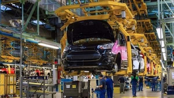 Factoría Ford en Almussafes (Valencia)