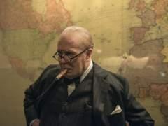 Winston Churchill - Gary Oldman (El instante más oscuro)