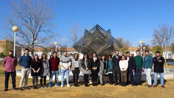 Nuevo Caruh de la Universidad de Huelva.