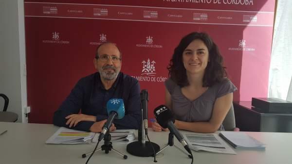 Francisco Molina y María de los Ángeles Aguilera
