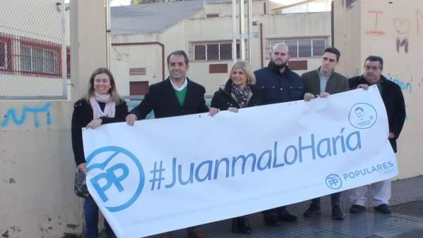 Np+Foto+Audios Saldaña Y Ruiz Sillero En Centro Fpe Jerez