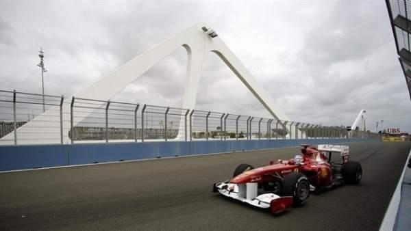 F1 en València