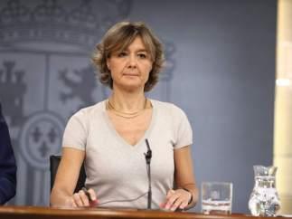 ISABEL GARCÍA TEJERINA. MINISTRA DE AGRICULTURA Y PESCA, ALIMENTACIÓN Y MEDIO AMBIENTE