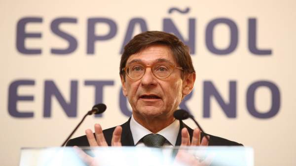 """Goirigolzarri defèn que la xifra de rescat no la va donar Bankia sinó que """"la va definir la Comissió Europea"""""""