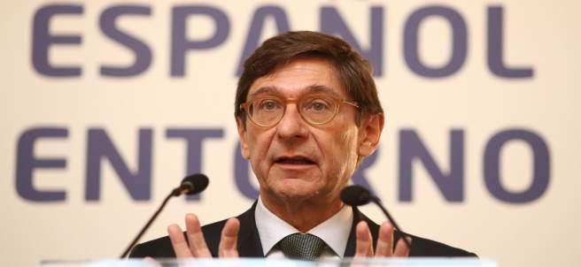 El president de Bankia, José Ignacio Goirigolzarri