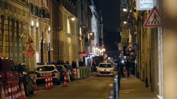 Asaltan la joyería del hotel Ritz en París