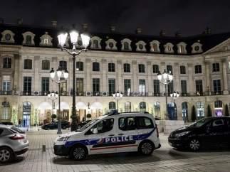 Atraco en el Ritz de París
