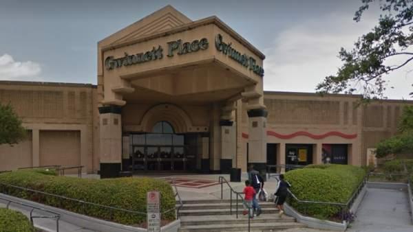 Centro comercial en Georgia (EE UU)