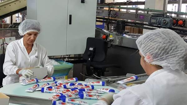 Fábrica de Nestlé en Pontecesures
