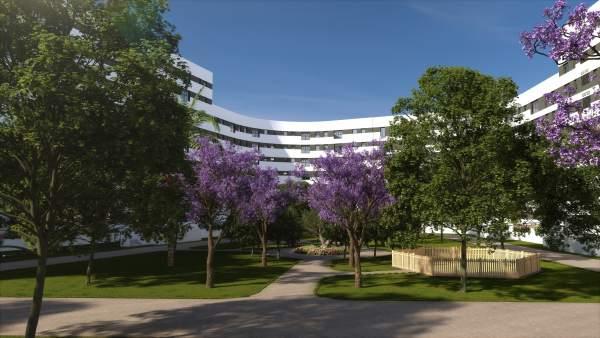 Urbanización de AEDAS Homes en Sevilla 'Jardines Hacienda Rosario'