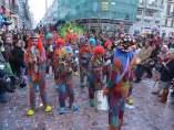 Psacalle de Carnaval.