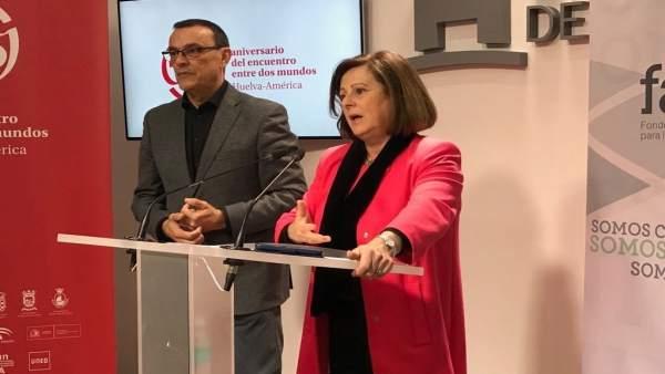 La consejera de Igualdad y Políticas Sociales, María José Sánchez Rubio.