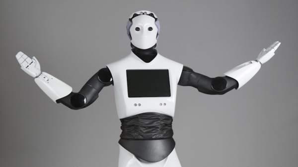 Robot policía dubái pal robotics españa robótica