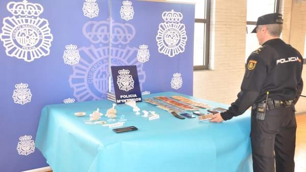 Policía Nacional Desmantela Varios Narcopisos Y Detiene A Tres Personas En Ponfe