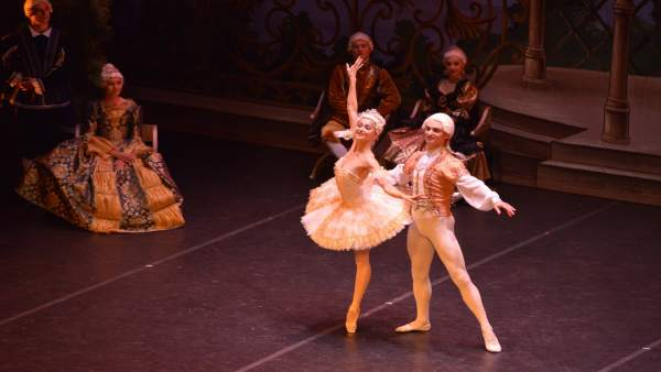 Fwd: El Russian Classical Ballet Llevará 'La Bella Durmiente' El 12 De Enero Al