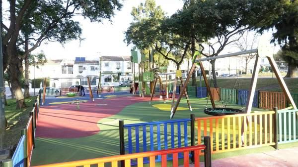 Parque infantil Teatinos