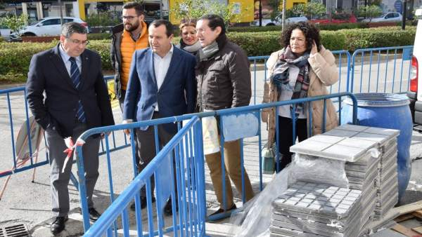 Ruiz Espejo velez moreno ferrer obras PFEA málaga