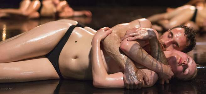 Escena de 'Monte Olimpo', de Jan Fabre
