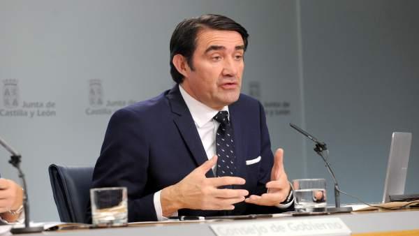 Suárez-Quiñones explica la actuación de la Junta por las nevadas