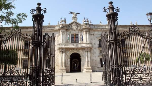 Rectorado de la Universidad de Sevilla