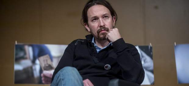Pablo Iglesias, secretario general de Podemos, el pasado diciembre.
