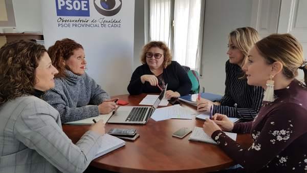 Observatorio de Igualdad del PSOE de Cádiz