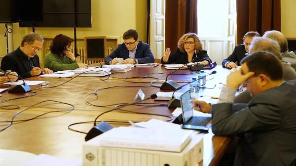 Comisión de Investigación sobre la SVAV en el Ayuntamiento de Valladolid
