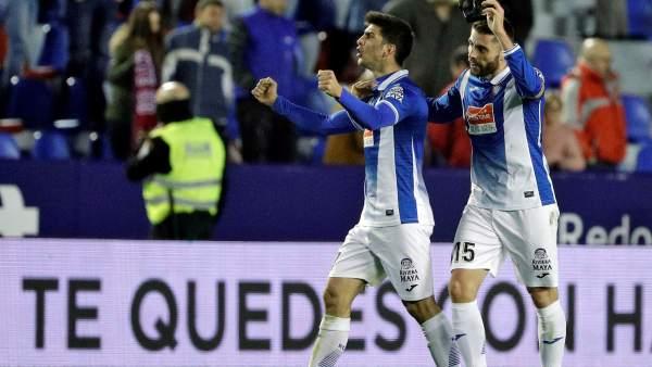 Gol de Gerard Moreno